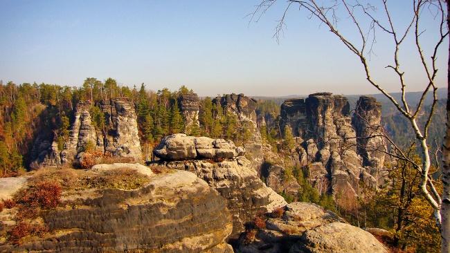 2. Foto -  The National park České Švýcarsko, Czech Republic