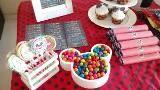 Letras Huecas Para Rellenar Candy Bar Cumples Las Mas Lindas - $ 41,00