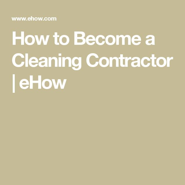 178 best CLEANING BUSINESS images on Pinterest Cleaning hacks - cleaning service contract