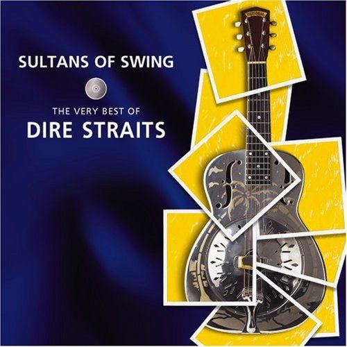Sultans of Swing: The Very Best of Dire Straits.  (Album from CD Universe)  Very original guitar work by Mark Knopfler and interesting song writing.