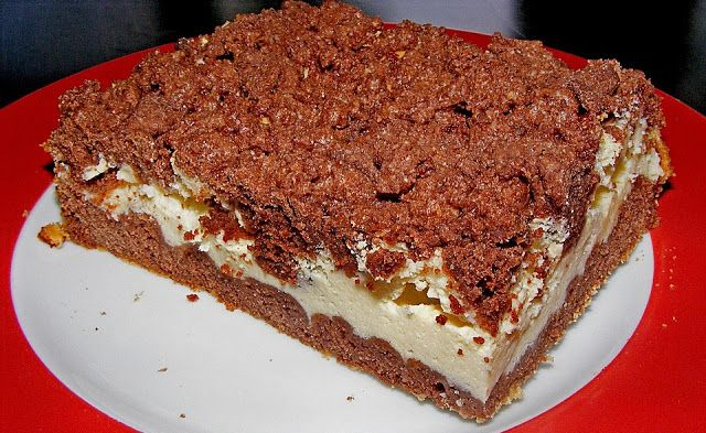 Beste Rezeptesammlung: Schoko Quark Kuchen