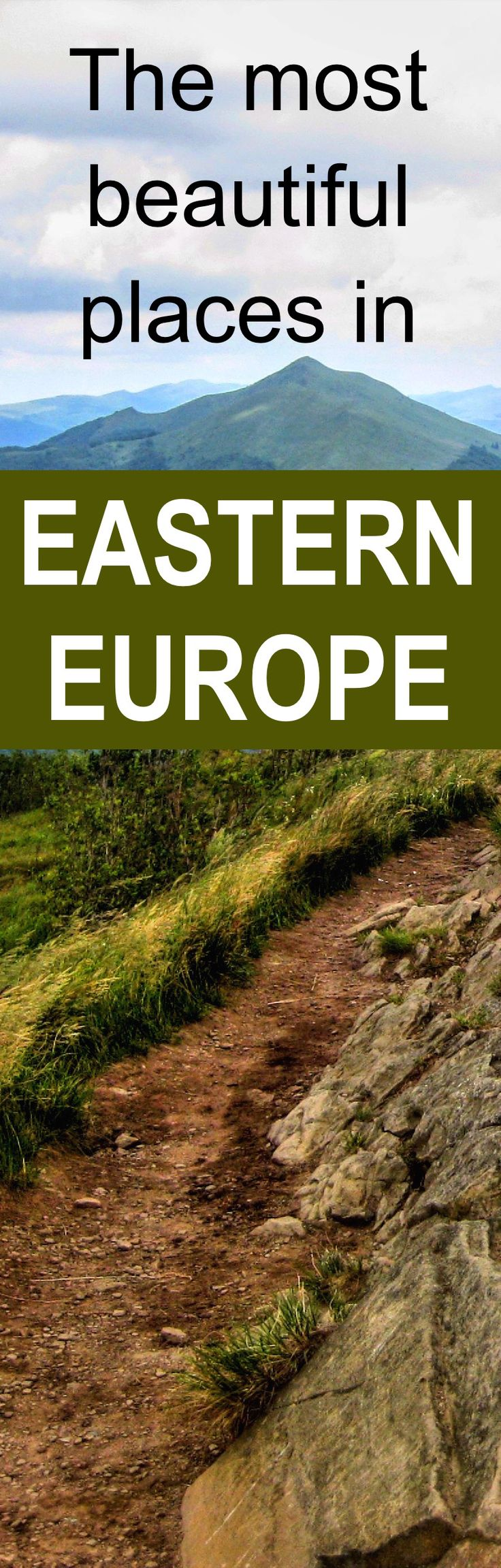 In this post we are giving you the most beautiful places Eastern Europe.  It was hard to pick the countries for this list. Some of them are located partly in Eastern and partly in Western Europe. With a little help of Wikipedia, we made a conventional western border on Poland, Slovakia, Hungary, Croatia, Montenegro and Albania.