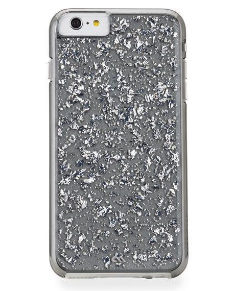 100% Genuine Case-Mate Real Sterling Silver iPhone 6 Plus & 6S Plus…
