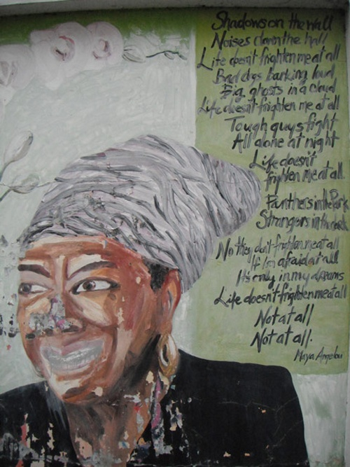 Maya Angelou Height, Weight, Age, Body Statistics