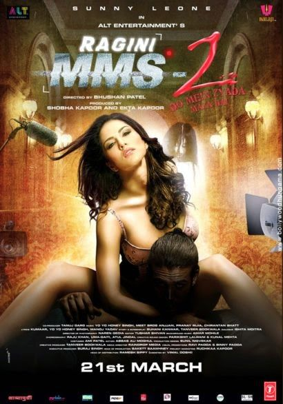 Celebs - GupShup: Ragini MMS 2 aAll Mp3 Songs (2014)