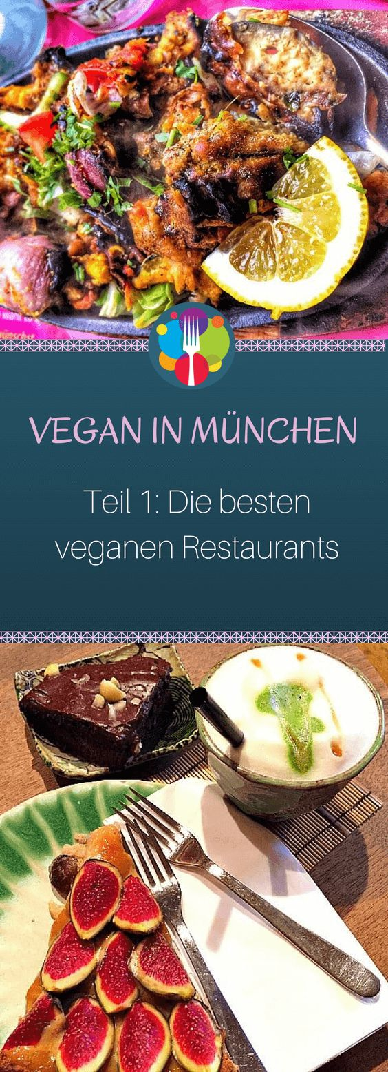 Vegane Restaurants in München - Vegalife Rocks:  www.vegaliferocks.de✨ I Fleischlos glücklich, fit & Gesund✨ I Follow me for more vegan inspiration  @vegaliferocks