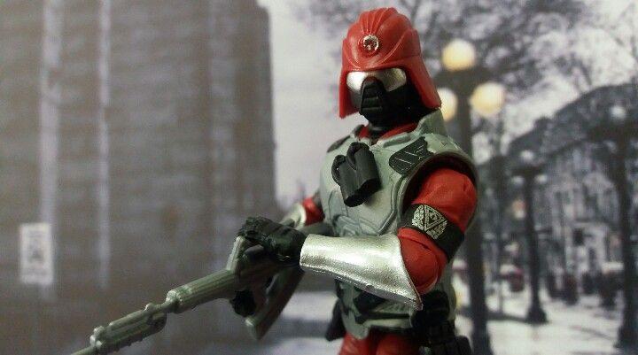 Crimson Guard Immortal