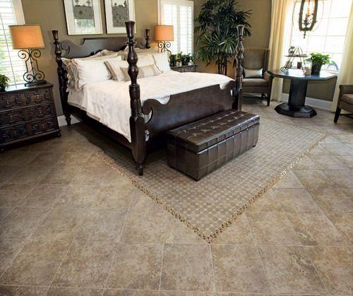 Wall And Floor Tile Master Bedroom Flooring by Marazzi USA. Best 25  Bedroom floor tiles ideas on Pinterest   Bedroom flooring