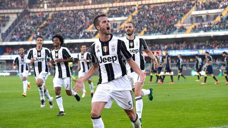 Juventus midfielder Miralem Pjanic was twice close to Bayern move