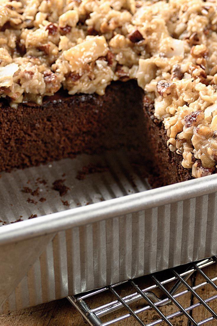 Chocolate Cake Recipe Nz