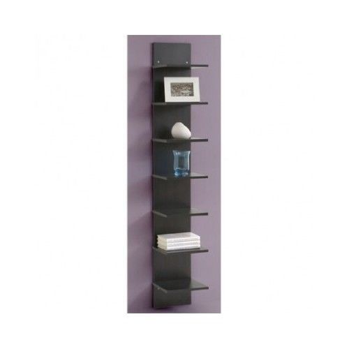 Wall Mounted Tier Shelf Rack Storage Unit Shelves Home