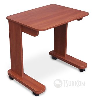 Стол для ноутбука для работы сидя в кресле фото 1