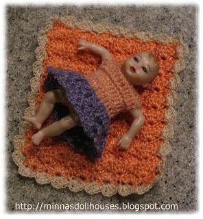 Minna's Miniatures: New Heidi Ott doll