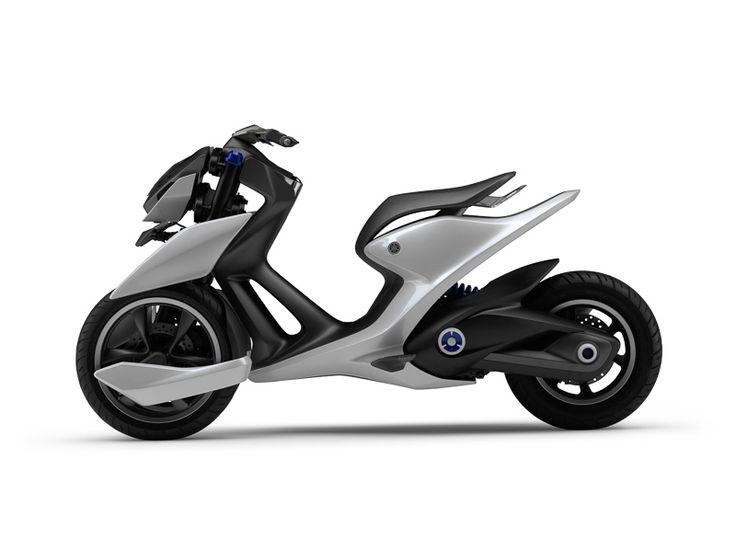 "PHOTO 10: TECH: AutoMobile: Concept:  ヤマハ、三輪バイクのデザインコンセプト「03GEN-f」「03GEN-x」を公開 - Car Watch Yamaha unveils three-wheeled motorcycle design concept ""03 GEN-f"" and ""03 GEN-x"" - Car Watch (http://car.watch.impress.co.jp/docs/news/20150325_694626.html)"