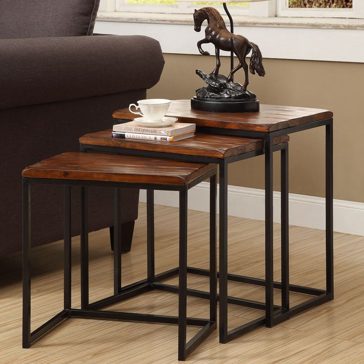 3-Piece Concetta Nesting Table Set
