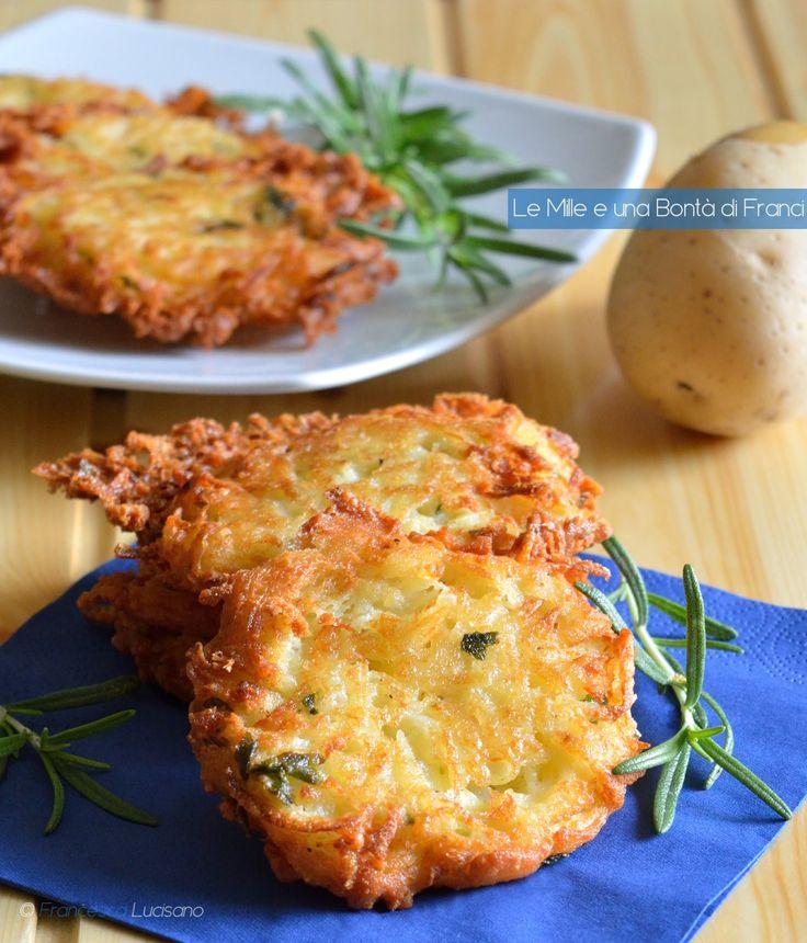 Frittelle di patate verticale