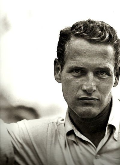 Paul, Paul, Paul... Oh Paul Newman, back in the day you would have had me hanging off your neck. Swoon-city.