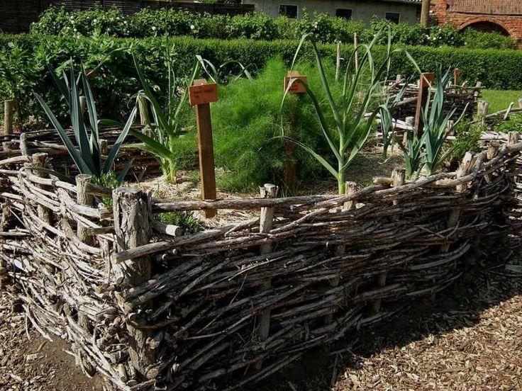 – Réaliser un potager en carré, façon permaculture   Ma passion du verger