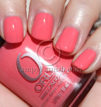 Orly Pixy Stix: Coral, Pink Hair Pixie, Cute Ideas, Pretty Colors, Or Polish, Summer Nails, Or Nails Polish Colors, Or Pixie Stix, Nails Swag