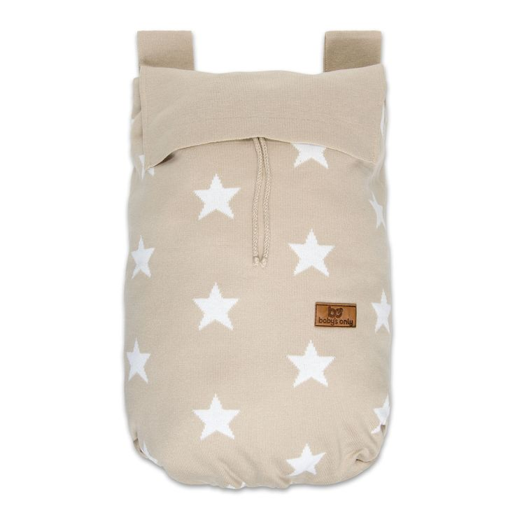 Bag Star - Soft beige By Baby's Only - www.babysonly.nl