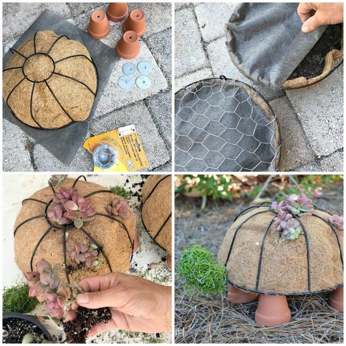 1001 Ideen Wie Sie Eine Gartendeko Selber Machen Garten Deko Diy Gartendekoration Gartendeko Selber Machen