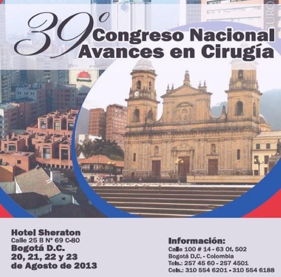 Congreso Nacional de Cirugía, Asociación Colombiana de Cirugía