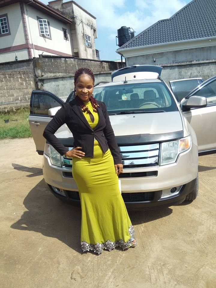 Lady Sows Her Car As Seed In Church Gets Brand New Car Less Than A Week
