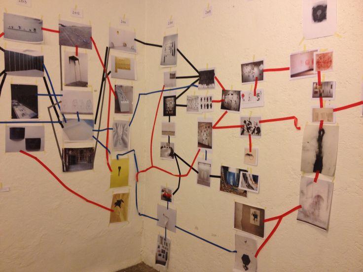 Lo studio del mio amico Gianni Moretti...