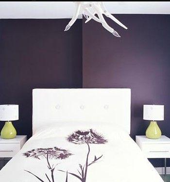 Wood violet-Benjamin Moore