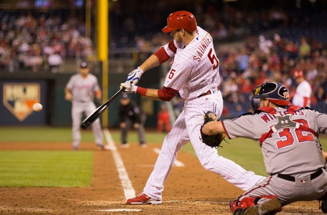 Philadelphia Phillies vs. Washington Nationals - 5/6/17 MLB Pick, Odds, and Prediction