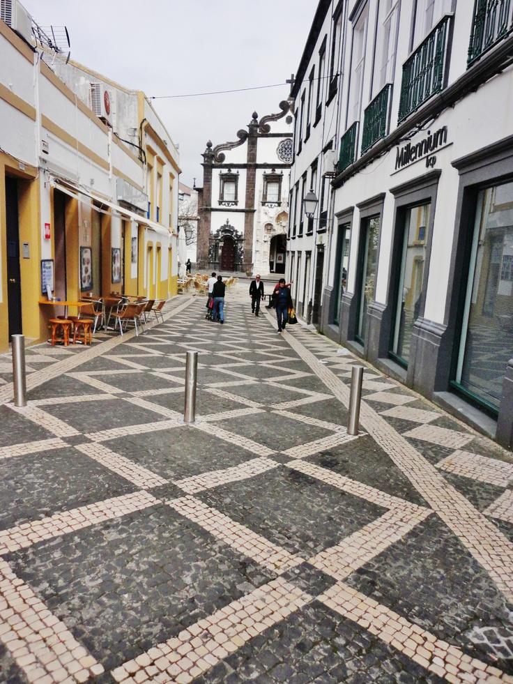 Ponta Delgada Sao Miguel Acores