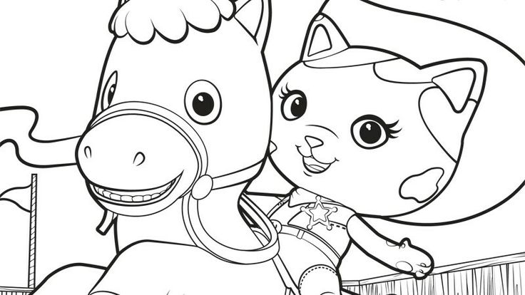 wild wild west coloring pages - photo#16