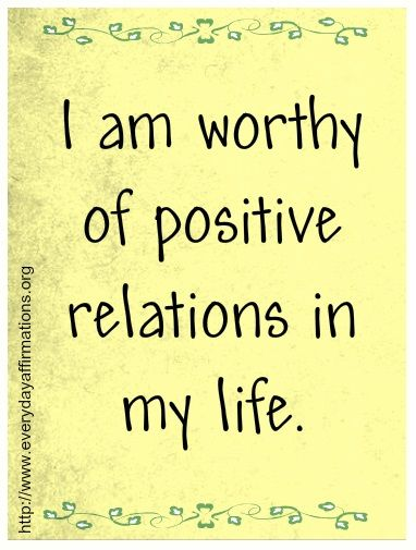 Personal Affirmations for Success