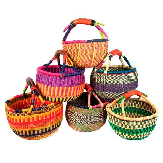 African Baskets: 54 Best Images About African Baskets On Pinterest