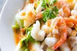 Deniz Ürünleri Salatası