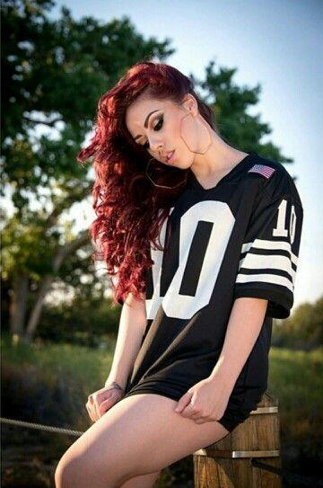 Pretty Girl Swag Baseball TShirt Dope Urban Streetwear Fashion