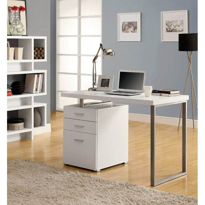 Stunning Low-budget White Desk On Sale Just On Smart