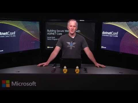 (5) Building Secure Web APIs with ASP.NET Core - YouTube