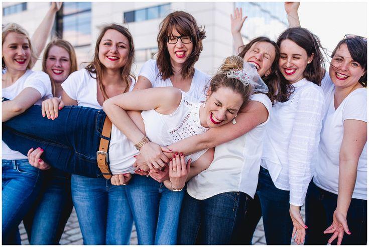 Fotoshooting JGA KölnWenn die besten Freundinnen den Junggesellinenanbschied in... - Parchen Fotos