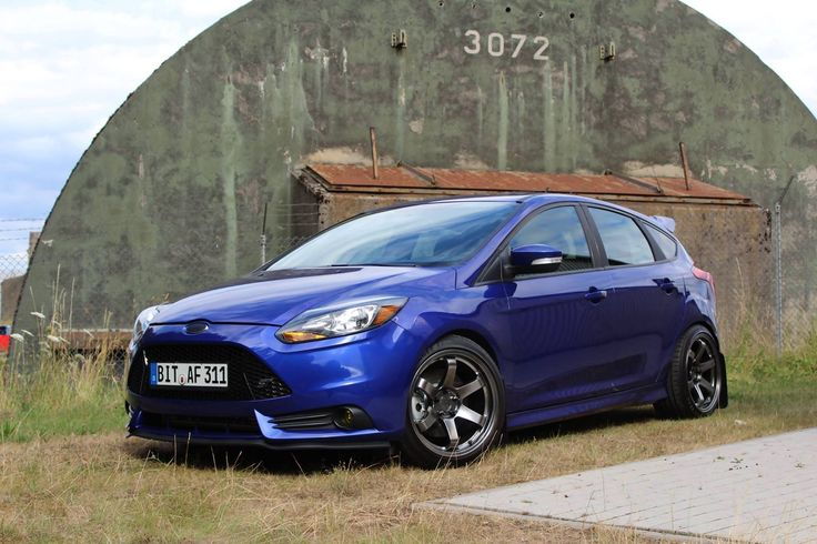 Ford Focus ST mk3 Tuning Rims | Ford-Focus.ST Tuning ...