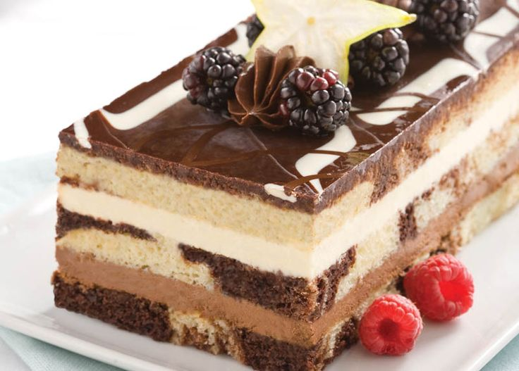 What Is A Triple Delight Tuxedo Cake