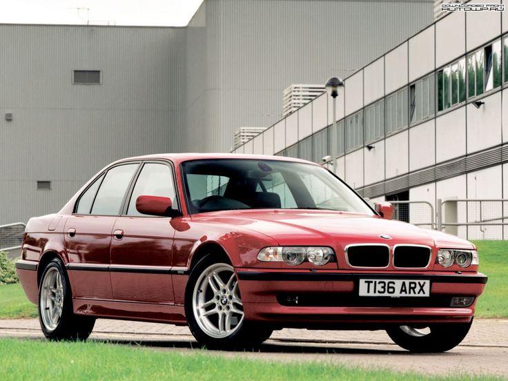 E38 BMW 7-series Sport in Imola Red #FieldsBMW #FieldsAuto #BMW