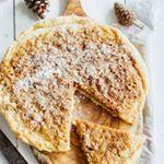 Deliciosa tarta de nuez, una idea de postre para esta Navidad ☺ #food #foodie #recetas #recipes #postres #pasteles #navidad #chrismasfood