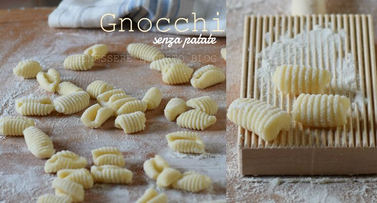 Gnocchi senza patate