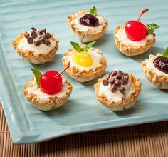 Petite Cheesecake Cups | Athens Foods