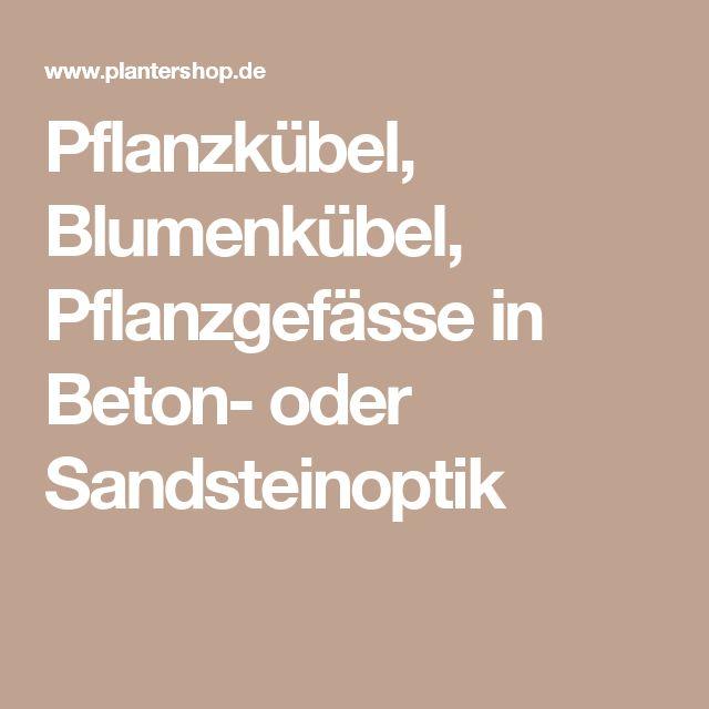 17 Best Ideas About Blumenkübel Beton On Pinterest | Pflanzkübel ... Pflanzkubel Aus Beton Gestalterische Highlights