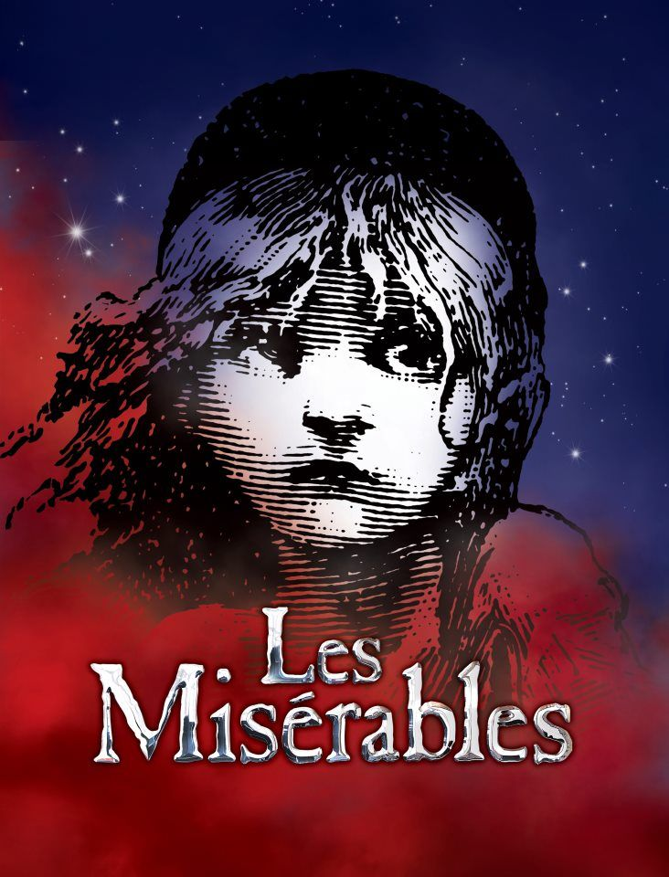 First Official Les Miserables Poster Pays Homage to the Iconic Stage Musical's