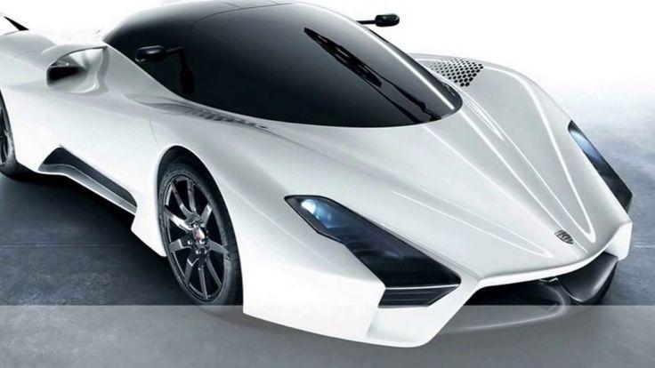 SSC Tuatara  - American Sports Car