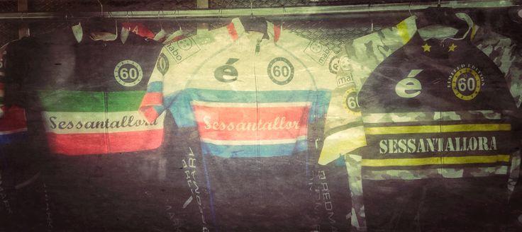 Abbigliamento Ciclismo Sessantallora:  Completi Sportivi 2014.  Clothing Sessantallora Brand. Made in Italy #style #rock