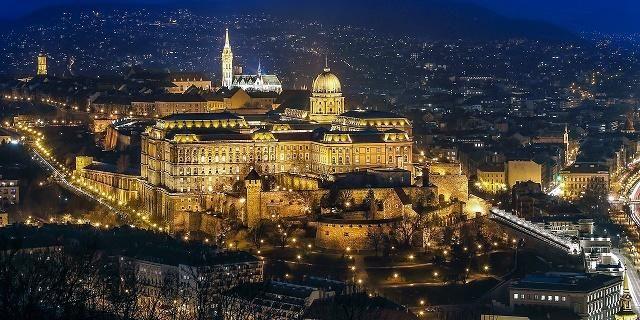 Budapest-Várnegyed
